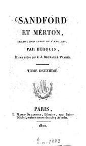 Sandford Et Merton: Volume2