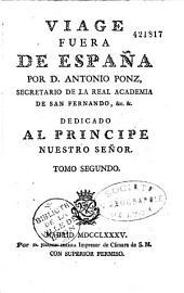 Viaje fuera de Espana