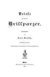 Briefe von und an Grillparzer