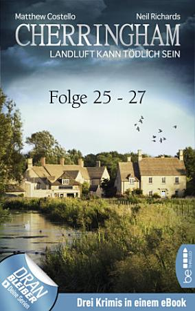 Cherringham Sammelband IX Folge 25 27 PDF