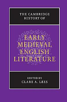The Cambridge History of Early Medieval English Literature PDF