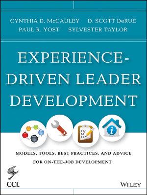 Experience Driven Leader Development
