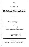 Der letzte Held von Marienburg PDF