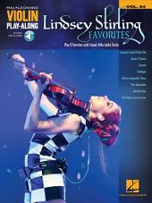 Lindsey Stirling Favorites: Violin Play-Along, Volume 64