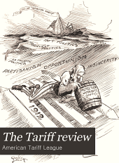 The Tariff Review: Volumes 49-50