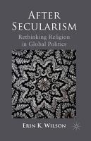 After Secularism PDF
