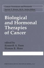 Biological and Hormonal Therapies of Cancer