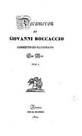 Opere volgari, corretti su i testi a penna [ed. by I. Moutier].