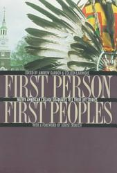 First Person First Peoples Book PDF