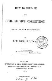 How to prepare for civil service competition, under the new regulations
