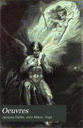Œuvres de J. Delille: Paradis perdu [de Milton