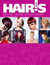 Hair's How: Vol. 15: 1000 Hairstyles - Step-by-Step Technical Booklet
