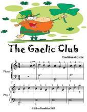 Gaelic Club - Easiest Piano Sheet Music Junior Edition