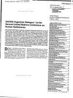 UNCRD Newsletter PDF