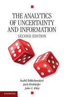 The Analytics of Uncertainty and Information PDF