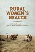 Rural Women s Health PDF
