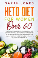 KETO DIET FOR WOMEN OVER 60