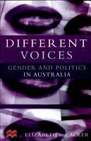 Different Voices PDF