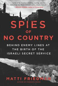 Spies of No Country Book