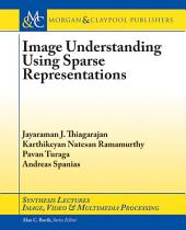 Image Understanding Using Sparse Representations
