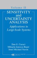 Sensitivity and Uncertainty Analysis, Volume II