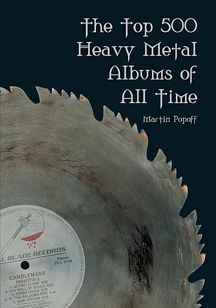 Download The Top 500 Heavy Metal Albums of All Time Book