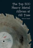 The Top 500 Heavy Metal Albums of All Time PDF