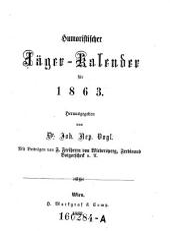 Humoristischer Jäger-Calender: Band 1