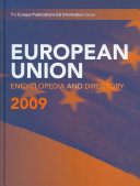 The European Union Encyclopedia and Directory 2009