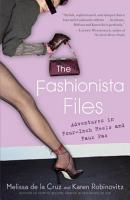 The Fashionista Files PDF