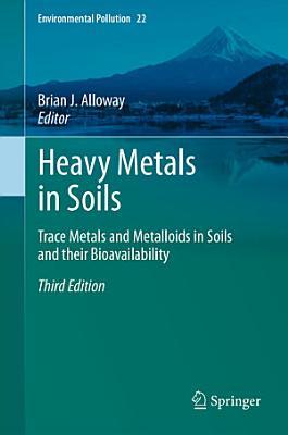 Heavy Metals in Soils