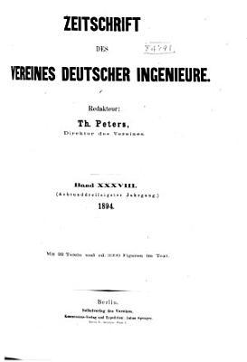 VDI Zeitschrift PDF