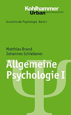 Allgemeine Psychologie I PDF