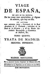 Viage de España, ...