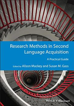 Research Methods in Second Language Acquisition PDF