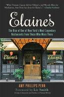 Elaine s Book