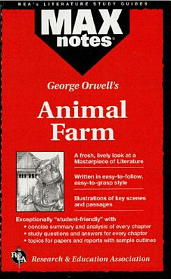 Animal Farm  MAXNotes Literature Guides