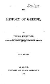 The History of Greece ... Sixth Edition