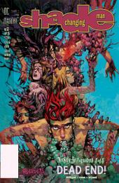 Shade, The Changing Man (1990-) #63