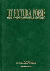 Ut pictura poesis: Pintores y poetas desde la Salamanca universal