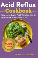 Acid Reflux Cookbook PDF