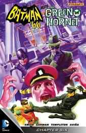 Batman '66 Meets the Green Hornet (2014- ) #6