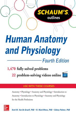 Schaum s Outline of Human Anatomy and Physiology PDF