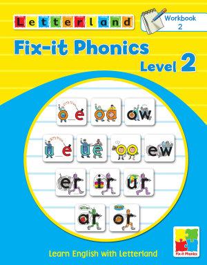 Fix it Phonics Level 2   Workbook 2