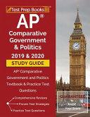 AP Comparative Government and Politics 2019   2020 Study Guide