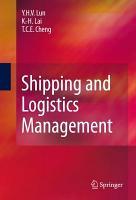 Shipping and Logistics Management PDF