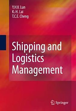 Shipping and Logistics Management PDF