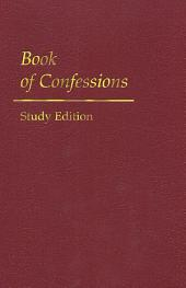 Book of Confessions, Study Edition