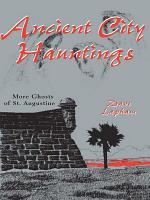 Ancient City Hauntings PDF