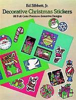 Decorative Christmas Stickers